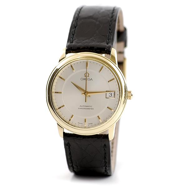 Omega De Ville Prestige Chronometer