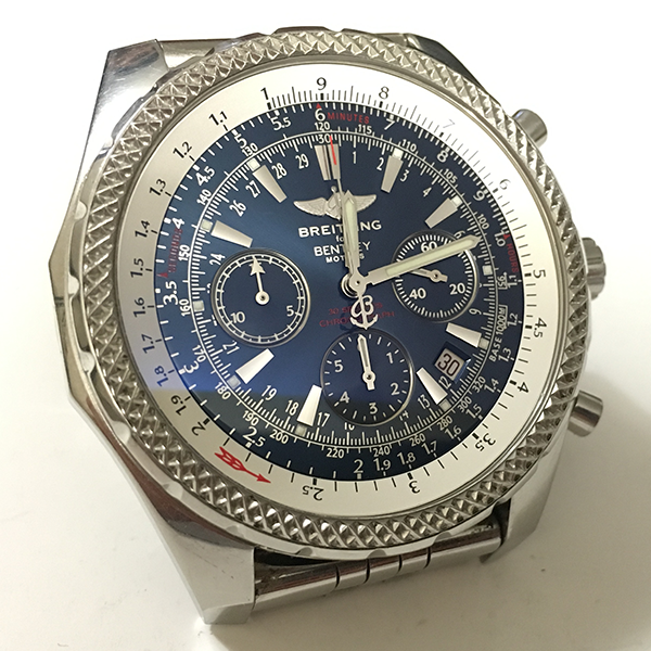 "Breitling Bentley Motors Chronograph ""Special Edition"