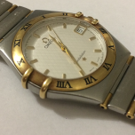 Omega Complete Constellation in 18 kt gold
