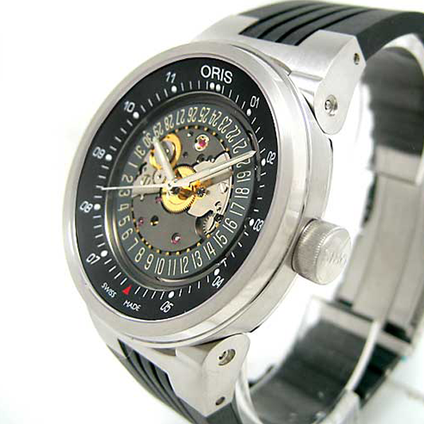 Oris Williams F1 Team Skeleton Date