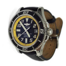 Breitling SuperOcean II Abyss Yellow