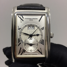 Frederique Constant Dual Time Automatic