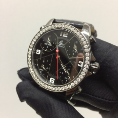 Jacob & Co 5 Time Zone Diamond