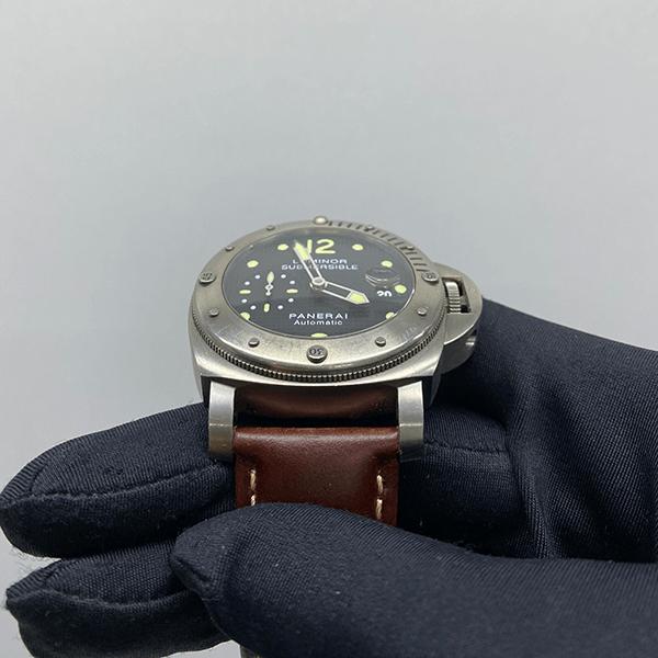 Panerai Submersible Diver Professional Titanium