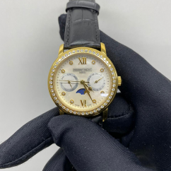 Frederique Constant Mother of Pearl Moonphase
