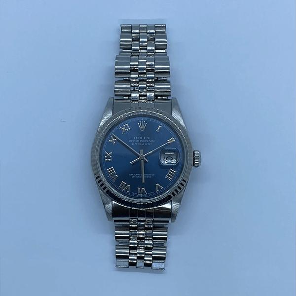Rolex Datejust 36 Roman Dial