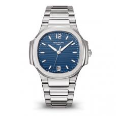 Patek Philippe Nautilus Stainless Steel Blue Dial 35MM