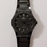 HUBLOT CLASSIC FUSION BLACK MAGIC AUTOMATIC CERAMIC MEN'S WATCH