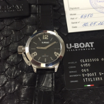U-Boat CLASSICO SS WHITE DIAMONDS 40