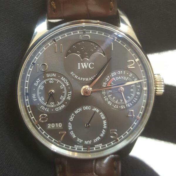 IWC Perpetual Calendar