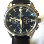 Omega Aqua Terra Railmaster Chronograph