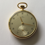 OMEGA карманные часы