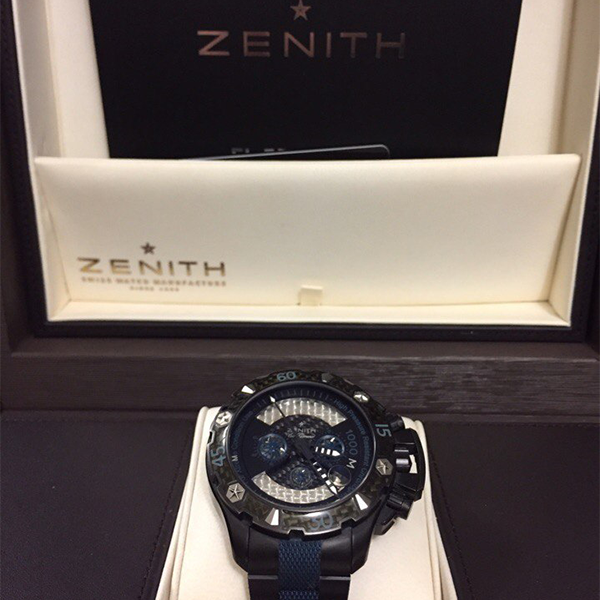Zenith Defy Extreme Chronograph Sea Limited to 250 pcs