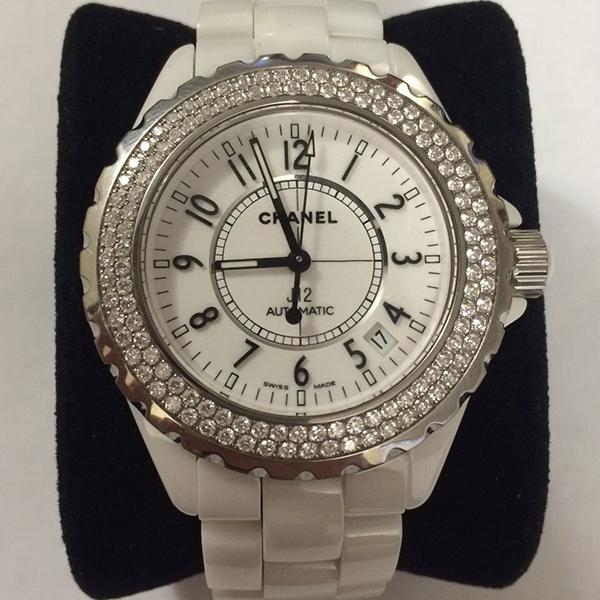 J12 chanel ломбард часов casio продать часы