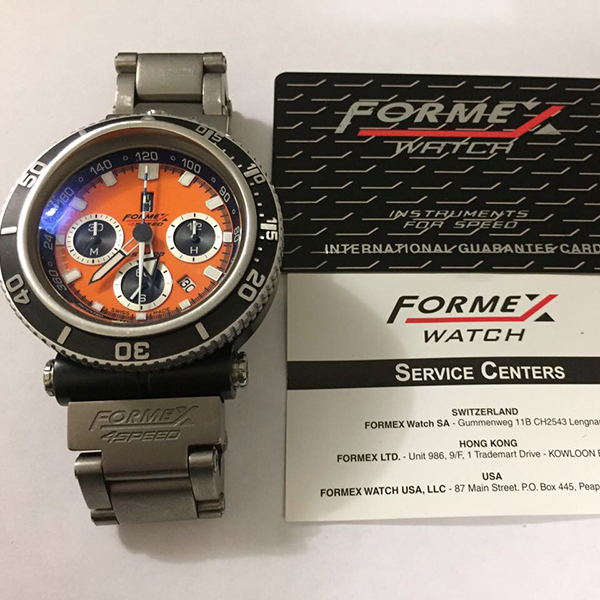 Formex 4 Speed DS 2000 Titan