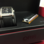 Oris Bob Dylan Limited Edition Complete Set With Harmonica