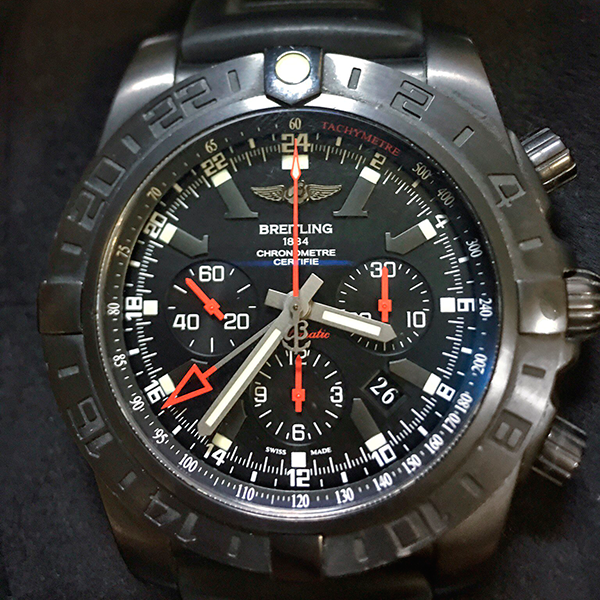 Breitling Chronomat GMT Limited Edition